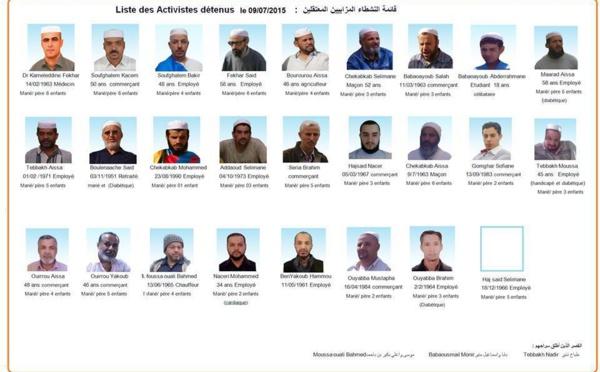 Communiqué de l'Assemblée Mondiale Amazighe: 74 jours de détention