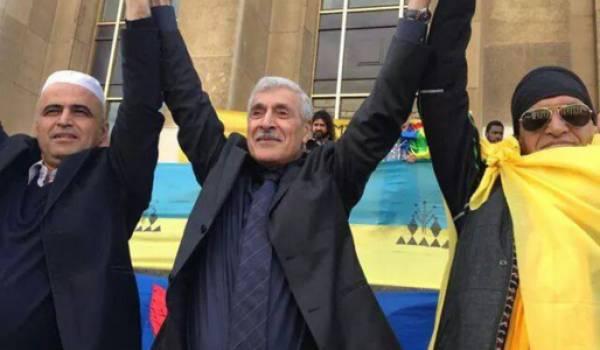 Solidarité avec le Dr Fekhar: Communiqué de l'Anavad (Gouvernement Provisoire Kabyle)