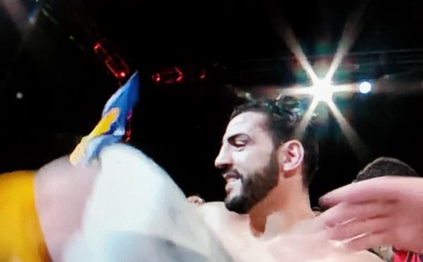Boxe : Le kabyle Karim Achour champion de l'Union européenne