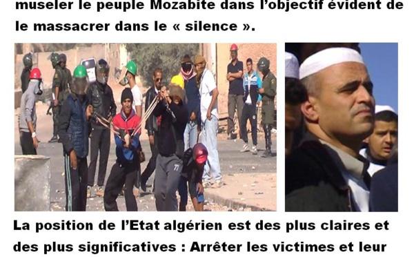 Journée des droits de l'Homme: Déclaration  du Mouvement pour l'Autonomie du Mzab