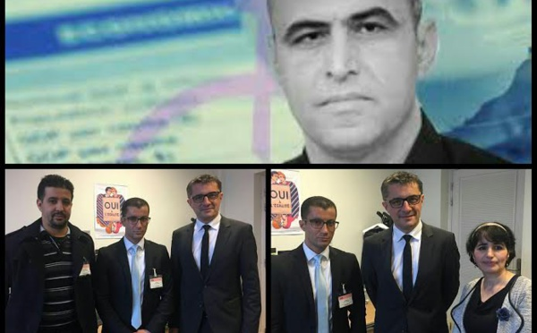 Le comité de soutien au Dr Fekhar rencontre le député français : Erwan Binet.