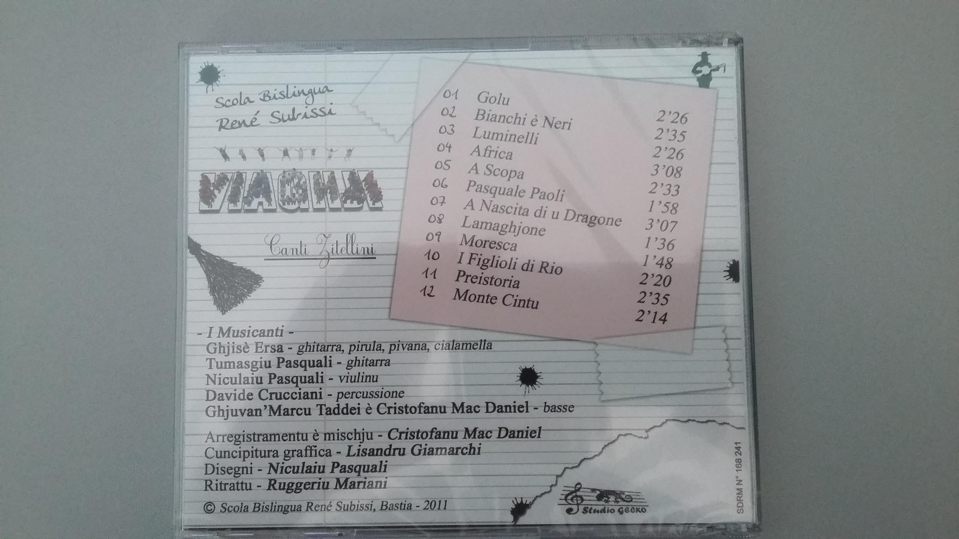 CD VIAGHJI