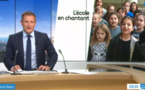 """REPORTAGE FRANCE 3 CORSE VIA STELLA  SUR LA COMÉDIE MUSICALE """"JULES VERNE"""""""