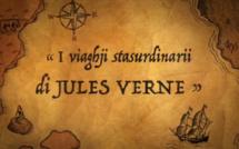 """ANNNUNZIU CUMEDIA MUSICALE """"I VIAGHJI STRASORDINARII DI JULES VERNE"""