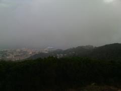 Bastia vistu da quassù