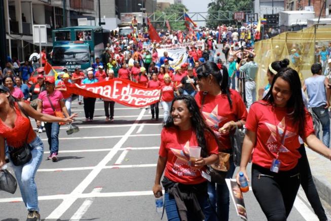 VENEZUELA : UN AUTRE SON  DE CLOCHE