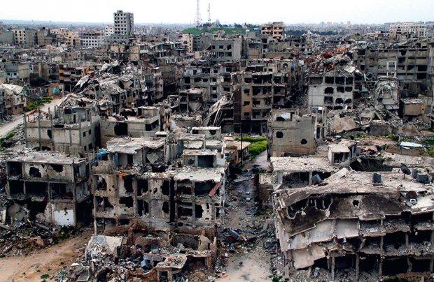 A propos du conflit syrien : Les Vainqueurs et les Vaincus