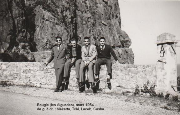"""""""Ce que le jour doit à la nuit"""". ALGERIE 1954 -1956"""