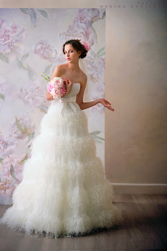 Wedding dresses, princess